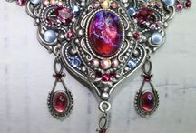 My jewelry designs ( Anoni jewellery) / This is some of my designs that you can find in my little Etsy store :)
