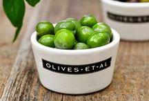 Olives... / Our Olive Ranges, Loose and Jarred...
