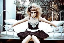 Decadence / AD Hylozoic*A Ph Emanuele Apuzzo MUA Giada Gambelli Rosi Models Giulia Bandini, Martina de Natale Clothes by Street Doing Vintage Couture