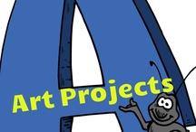 Children's Art Projects