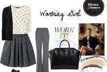 Stylish Planner:by Diana Fontes  / lista de items que no deben faltar en tu closet  & street style!