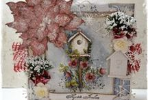 Wild Rose Studio / Wild Rose Studio stamps and card samples and supplies.