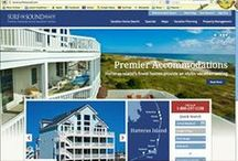 SurforSound.com / Welcome to the new SurforSound.com!  Surf or Sound Realty is pleased to announce the launch of our newly rebuilt website: www.surforsound.com.  Since 1978, Surf or Sound Realty has offered premier family vacation rental homes to thousands of happy vacationers and homeowners. Now renting one of those vacation homes is easier than ever.