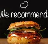 WE RECOMMEND! / We have already tested and recommend you the best restaurants around our agency.