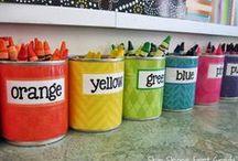 Classroom Organization / Tips on organizing your classroom.