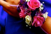 Prom / Formal designs / Corsages & Boutonniers