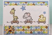Great Impressions: Baby / Baby themed projects that were created using Great Impressions stamps!