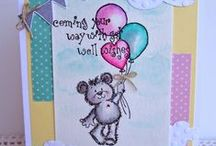 Great Impressions: Get Well / Get well creations made using Great Impressions Stamps!