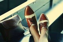 Shoes shoes shoes / Pretty things you put on your feet