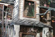 Haunted dollhouse project / In a near future