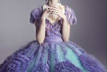 Couture / Dresses with beautiful shapes