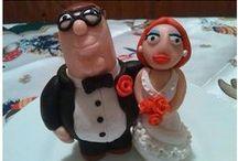 Wedding figures