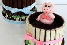 Cake dekorating