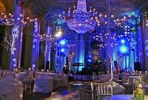 Winter Party & Event Ideas / Elegant, fun, and creative ideas for your Winter events & meetings.