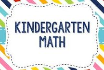Kindergarten Math / This board is for Kindergarten math resources. Please only pin one paid resource per day, or you will be removed.  If you're interested in pinning to this board, please follow and send an e-mail to mrsroltgen (at) gmail (dot) com.  Thanks! / by Resources by Mrs. Roltgen