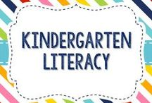 Kindergarten Literacy / This board is for Kindergarten Literacy resources. Please only pin one paid resource per day, or you will be removed.  If you're interested in pinning to this board, please follow and send an e-mail to mrsroltgen (at) gmail (dot) com. Thanks! / by Resources by Mrs. Roltgen