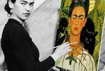 Kahlo / by Alan Fitzgerald-Clark