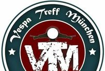 Vespa Treff Logos