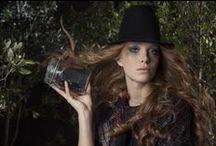 Guya Fall/Winter 2014/15 The Collectors / Ph Jerry Lee Ingram  Model Vanessa Berti e Matteo De Natale   Styling Hylozoic*A e Luca Cardelli  Mua Azzurra Make Up  Hair Stylist Marco Soldi