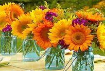 design inspiration / Flowers, styles & designs we love