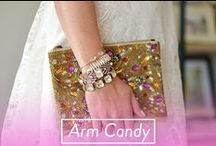 Bracelets / Join the arm party! Bangles and bracelets for every occasion.