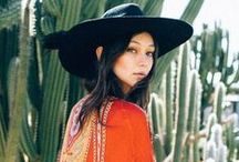 Bohemian Chic / Bohemian Chic as we see it. A collection of our favorite dresses, shoes, handbags, jewelry and clothing.