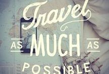 Travel around the world / What is more beautiful than to discover the world?!