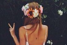 Hippie Hippie Shake ☮ / ☮ PEACE & LOVE ♡
