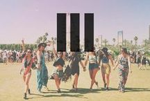 Coachella Bound / A board dedicated to everything Coachella. Come vibe with us!