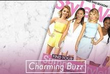Charming Buzz: As Seen In / Where 7 Charming Sisters has received the stamp of jewelry approval!