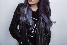 Hairstyles / Mostly for asian hair