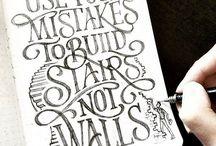 Skrift/doodling ✏️