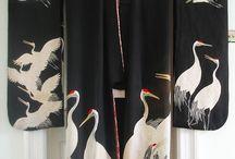 Kimono und Yukata
