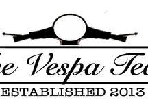 The Vespa Team / Logo