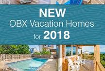New for 2018 - Hatteras Island Vacation Homes / 18 Homes New to Our Program for 2018 - find your favorite and book your week now!