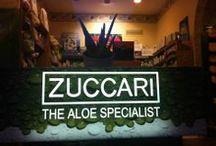 Vetrine ZUCCARI / Tutto il benessere di ZUCCARI nelle vetrine di più di 4.500 Farmacie, Erboristerie e Parafarmacie in tutta Italia.