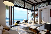 Luxury Villas / Studio RHE have completed multiple luxury villas around the world. Saint Lucia's Freedom Bay, launched by former President Clinton, takes its influence from the local jungle vegetation and features chic tree-house Spa Villas.