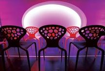 Modular/Moroso Showroom / London's Light-box Menagerie. WINNER OF INTERIOR DESIGN NEW YORK 'BEST OF YEAR AWARD'