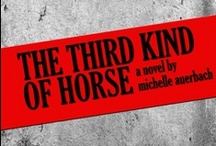 The Third Kind of Horse / The book is a humorous, dirty, and insightful look at love, friendship, and the importance of the right shade of red lipstick in our lives as we grow into the people we want to become.