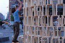 Hunt the stool! | Löydä jakkara! / In 2013, we celebrated the 80th anniversary of Alvar Aalto's classic design, stool 60. Alvar Aallon suunnittelema muotoiluklassikko jakkara 60 täytti 80-vuotta vuonna 2013