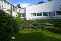 Architecture   Arkkitehtuuri / Alvar Aalto's architecture