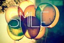 A smile to share / Condividi un sorriso!