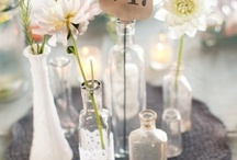 Wedding Styling | Collection of Glass