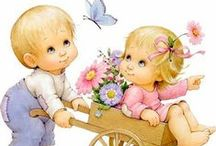 Print kids images / by Albena