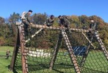 The 2014 Crucible / Our middle and high School new cadets (plebes) each year participate in The Crucible. Working together to achieve success! / by Valley Forge Military Academy & College