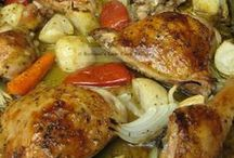 Chicken Dishes I want to Try