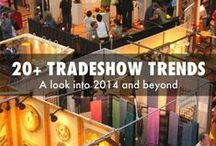 Trade Show Tips / Stay up to date with the latest Trade Show trends in the meetings and event industry with these tips.