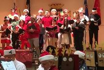 Christmas Concert and Tree Lighting / by Valley Forge Military Academy & College