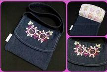 Lil-aiges Creations / All items handcrafted either by sewing and/ or machine embroidery