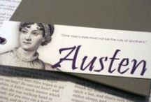 All Things Austen / A board dedicated British novelist Jane Austen and her most beloved works, including Pride and Prejudice, Persuasion, Emma, and Sense and Sensibility. Here you'll find: Biographical information about Jane herself ~ Quotes, Notes, and Anecdotes ~ Art, Gifts, and Jewelry for Jane Austen Fans ~ Various Editions of the Books and Movies ~ Beautiful Photos of England  (the Lake District, Bath, London ,and other locations featured prominently in her life or stories) ~ All Austenites welcome here!
